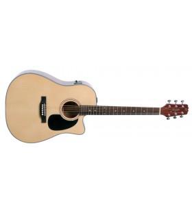 W-104CE-N western gitaar...