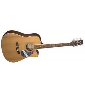 W-121SCE western gitaar met...