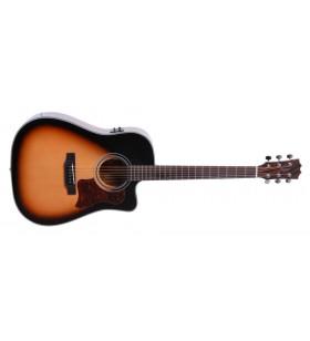 W-104CE-SB western gitaar...