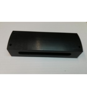 AP100 Poly-block fibre, zwart