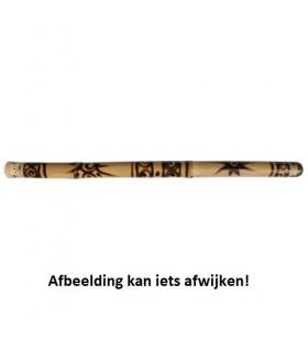 DD002B Didgeridoo bamboe...