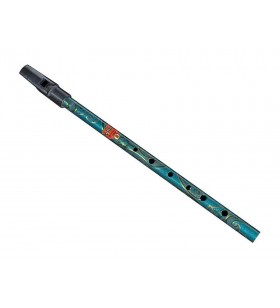tin whistle Boho D Paisley...