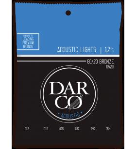 D520 Acoustic Lights .012 -...