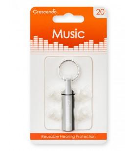 Music (20 dB) Professionele...