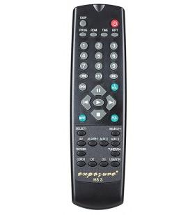 HS-3 Remote/Afstandbediening