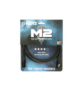 M2FM1-0500 M2 XLR-F - XLR-M...