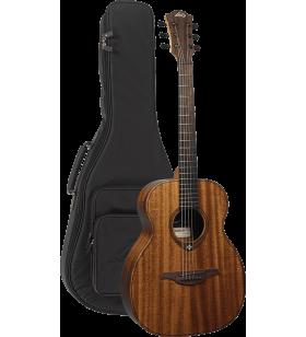 Travel gitaar massief Khaya...