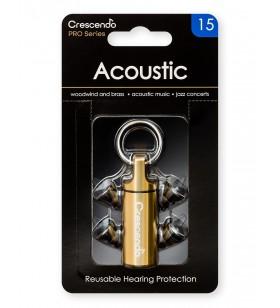 Acoustic (15 dB)