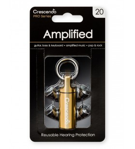 Ampified (20 dB)