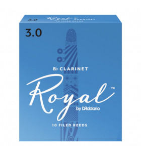 Royal riet besklarinet 3