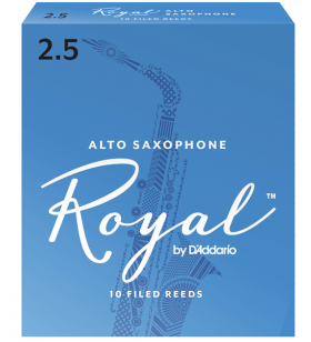 Royal altsaxofoonriet 2.5