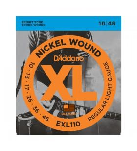 D'Addario XL110, 010-046,...