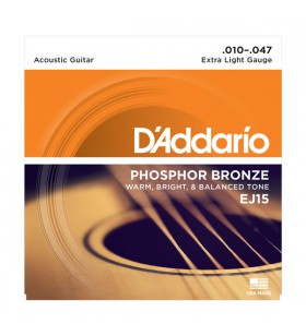 Phosphor bronze snarenset...