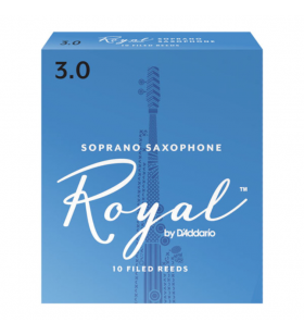 Royal riet sopraansax 2