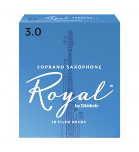 Royal riet sopraansax 3