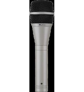 PL80c Dynamische zangmicrofoon