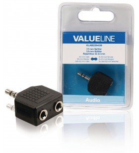 Stereo-Audio-Adapter 3.5 mm...