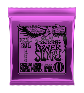 Power Slinky 11-58 7-str.
