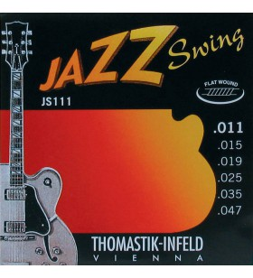 set snaren Jazz Swing .011