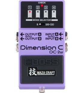 DC-2W Dimension C Waza