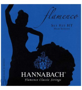 set Flamenco blauw 827HT