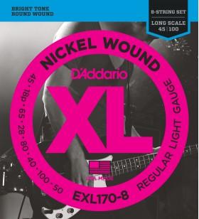 EXL170-8 set voor 8 snarige...