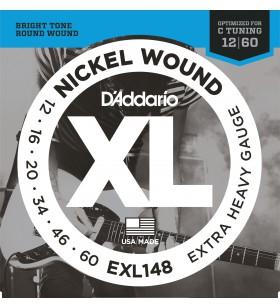 EXL148 set snaren...