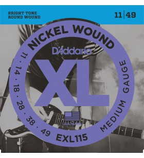 EXL115 NICKEL JAZZ-ROCK 11-49