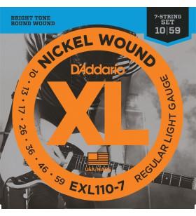 EXL110-7 set voor 7-snarige...