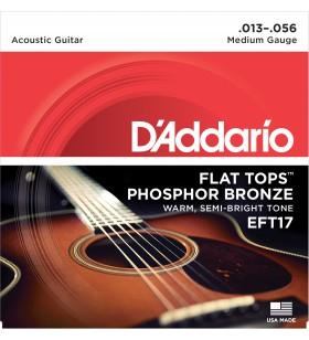 EFT17 Flat Tops .013 ph.br.