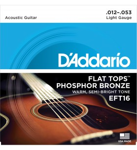 EFT16 Flat tops light 12 - 53