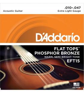 EFT15 Flat Tops .010 - .047