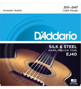 EJ40 Silk & Steel .011-.047