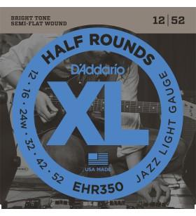EHR350 Half Round set .012...
