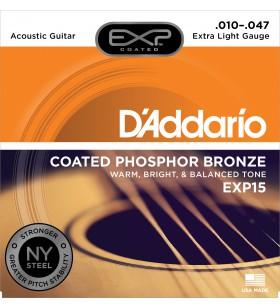 EXP15 set Phosphor Bronze...