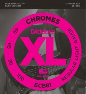 ECB81 Chromes set bassnaren...
