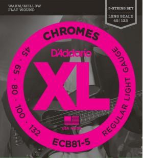 ECB81-5 Chromes set...