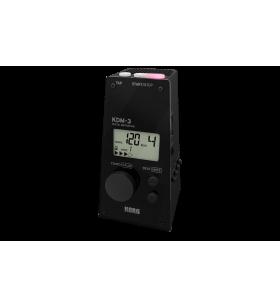 KDM 3 digitale metronoom zwart