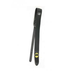 DC Batman Leren Gitaarband