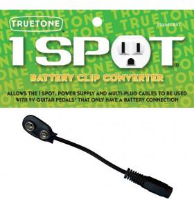 1 Spot Battery Clip Converter