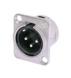 NC3MDL1 XLR-M Chassis mount...