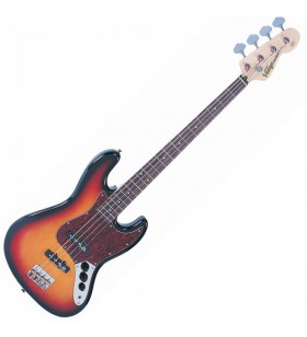 VJ74SSB Jazz bass Sunburst