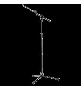 21080 Microfoonstandaard Zwart
