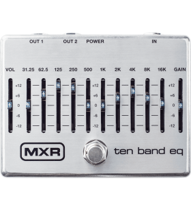 M108S Ten band EQ