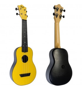 TUS35 ABS Travel Ukulele geel
