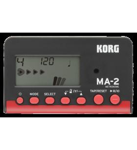 MA-2 metronoom zwart/rood