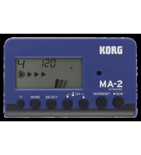 MA-2 metronoom blauw/zwart
