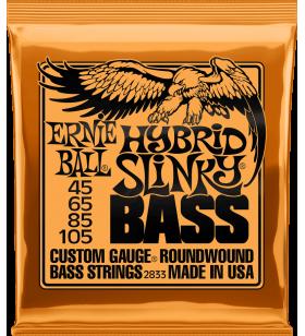 Bass Hybrid Slinky set 45-105