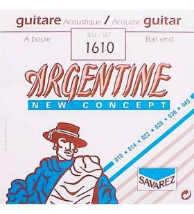 Argentine snaren 1610...
