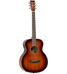 Winterleaf Mini-E Koa gitaar